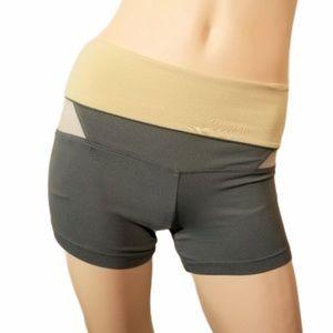 Stella McCartney Adidas Medium Gray Beige Shorts
